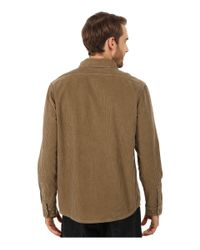 Patagonia | Natural L/s Workwear Shirt for Men | Lyst
