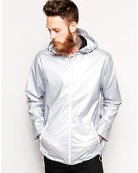 Rains - Metallic Windbreaker Limited Edition for Men - Lyst