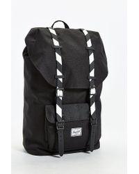 Herschel Supply Co. | Black Little America Weather Backpack for Men | Lyst