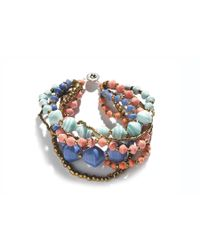 TOMS - Multicolor Sirenia Bracelet - Lyst