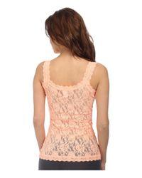 Hanky Panky - Orange Signature Lace Unlined Cami - Lyst
