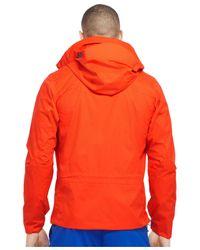 Polo Ralph Lauren | Orange Polo Sport Water-resistant Ripstop Jacket for Men | Lyst