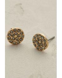 Anthropologie | Metallic Bijou Earrings | Lyst