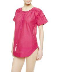 La Perla | Pink Dresses | Lyst