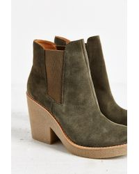 Urban Outfitters | Green Posey Gumsole Boot | Lyst