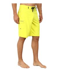 "Quiksilver | Yellow Everyday 21"" Boardshort for Men 