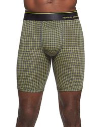 Tommy John | Purple 'second Skin' Boxer Briefs for Men | Lyst