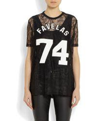 Givenchy - Black Vest - Lyst