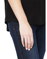 Joie - Pink Bamboo Single Bracelet - Lyst