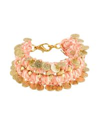 First People First   Pink Bracelet   Lyst