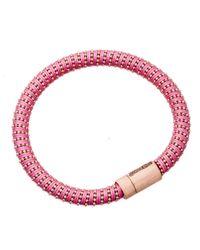 Carolina Bucci - Pink Twister Bracelet - Lyst