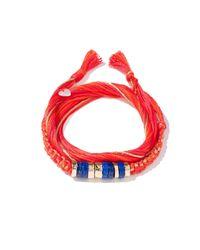 Aurelie Bidermann - Blue Takayamas Wrap Bracelet - Lyst