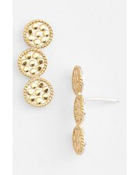 Anna Beck | Metallic 'gili' Stud Earrings | Lyst