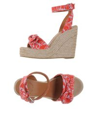 Marc By Marc Jacobs - Pink Espadrilles - Lyst