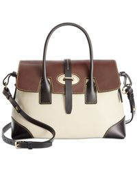 Dooney & Bourke | Natural Verona Elisa Satchel | Lyst