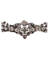 Roman Paul   Gray Labradorite Bracelet for Men   Lyst