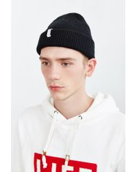 Coal | Black The Frena Solid Beanie for Men | Lyst