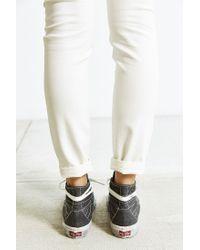 Vans - Black Sk8-hi Overwashed Decon Sneaker - Lyst
