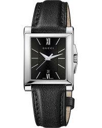 1e660463e11 Gucci Ya138503 G-timeless Medium Rectangle Watch - For Men in ...