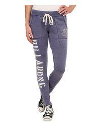 Billabong - Blue Sundream Pants - Lyst