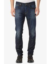 Hudson Jeans - Blue Blake Slim Straight for Men - Lyst