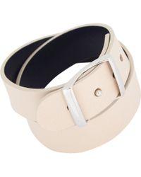 Miansai | Natural Montauk Reversible Wrap Bracelet | Lyst