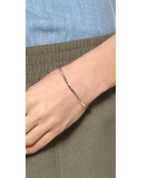 Gorjana | Pink Taner Cuff Bracelet - Rose Gold | Lyst