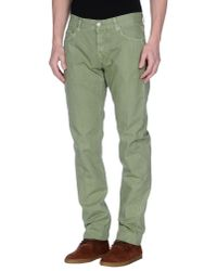 Care Label - Green Casual Trouser for Men - Lyst