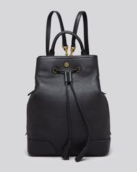 Tory Burch - Black Backpack - Frances - Lyst