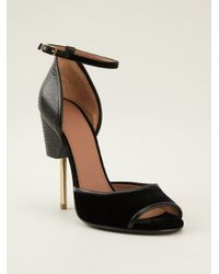 aa5220710bc Lyst - Givenchy  Matilda  Sandals in Black