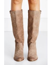 Dolce Vita - Brown Garnett Tall Boot - Lyst