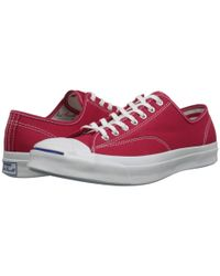 Converse | Pink Jack Purcell® Signature Ox | Lyst