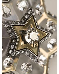Lanvin - Metallic Altair Necklace - Lyst