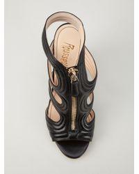 Jerome C. Rousseau - Black Narms Sandal - Lyst