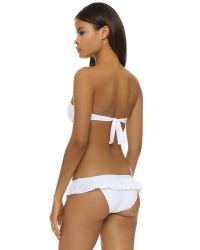 Melissa Odabash - White Florence Bikini - Lyst
