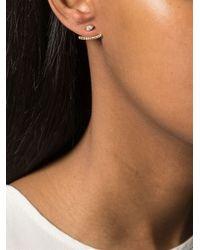 Vita Fede - Metallic Galaxy Ear Jacket Earring - Lyst