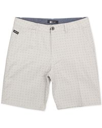 Rip Curl | Gray Epic Over-dye Printed Shorts for Men | Lyst