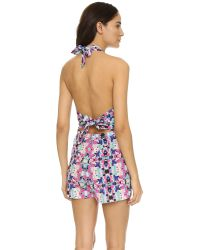 6 Shore Road By Pooja - Multicolor Chiva Cover Up Romper - Lyst