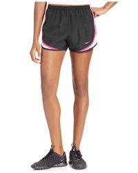 Nike | Black Dri-fit Tempo Running Shorts | Lyst