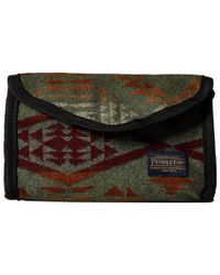 Pendleton | Green Small Cosmetic Case | Lyst
