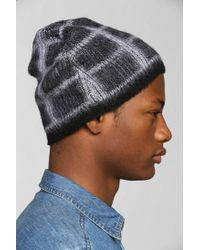 Urban Outfitters - Blue Ohio Knitting Mills Brushed Wool Beanie for Men - Lyst