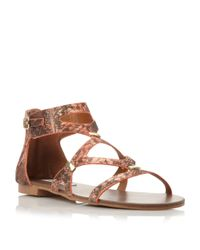 Steve Madden - Pink Comly Sm Strappy Sandals - Lyst