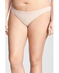On Gossamer | Natural 'hip' Bikini | Lyst