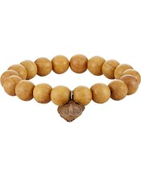 Miracle Icons | Natural Charm Bracelet for Men | Lyst
