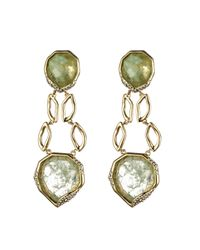 Alexis Bittar - Metallic Liquid Gold Infinity Link Clip Earring You Might Also Like - Lyst