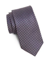 Michael Kors | Pink Woven Silk Tie for Men | Lyst