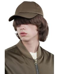 Acne Studios - Multicolor Camp Bomber olive Green - Lyst