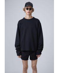 Acne | Fello Fleece black for Men | Lyst