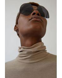 Acne - Natural Cleo High Neck beige - Lyst
