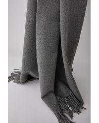 Acne - Gray Canada New grey Melange - Lyst